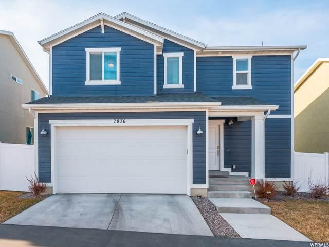 7876 S Hephaestus Ln W, West Jordan, UT 84081 (#1719781) :: Bustos Real Estate | Keller Williams Utah Realtors