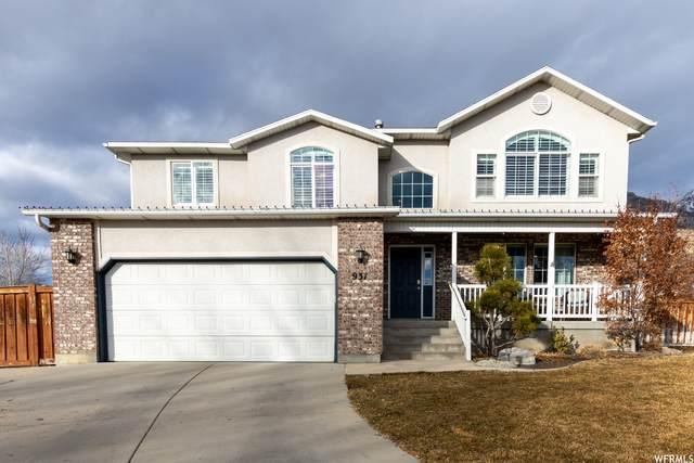 931 E 430 N, Pleasant Grove, UT 84062 (#1719791) :: Big Key Real Estate