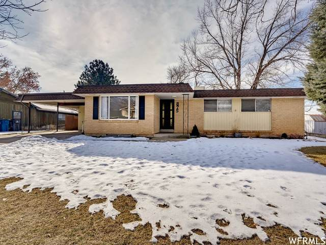 875 E Chambers St, South Ogden, UT 84403 (#1719812) :: Doxey Real Estate Group