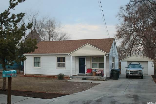 3282 W 3800 S, West Valley City, UT 84119 (#1719821) :: Berkshire Hathaway HomeServices Elite Real Estate