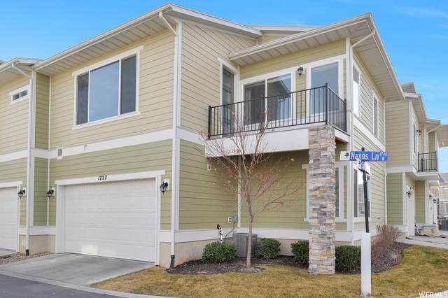 1727 W Naxos Ln S, South Jordan, UT 84095 (#1719824) :: Red Sign Team