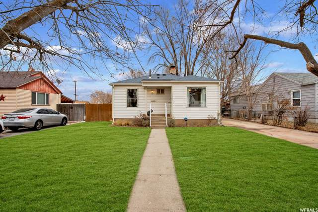 4647 S Box Elder St W, Murray, UT 84107 (#1719826) :: Red Sign Team