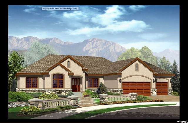79 S Cherry Bomb Way #505, Grantsville, UT 84029 (#1719838) :: REALTY ONE GROUP ARETE