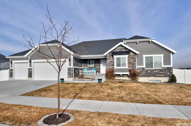 7018 W Harding Dr, West Valley City, UT 84128 (#1719846) :: Red Sign Team