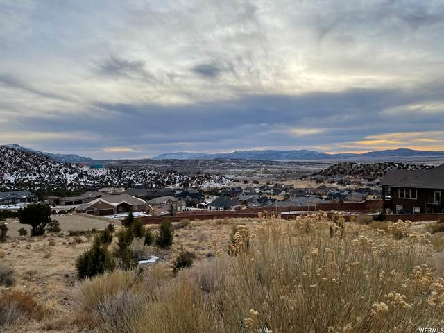 704 E Cedar View Dr #27, Cedar City, UT 84721 (#1719857) :: REALTY ONE GROUP ARETE