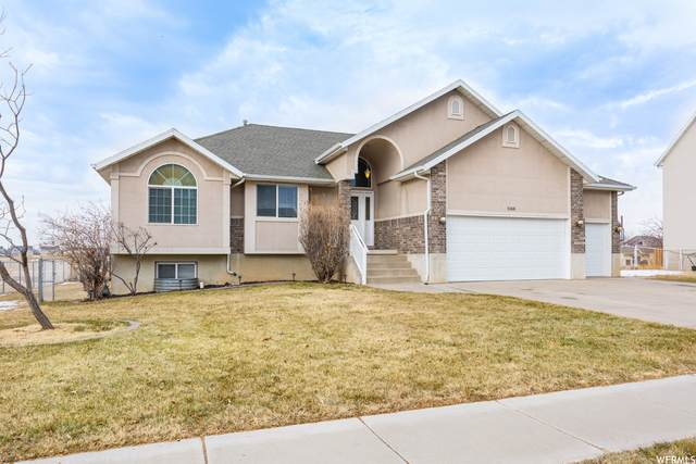 1368 S Gleneagles Dr W, Syracuse, UT 84075 (#1719858) :: Doxey Real Estate Group