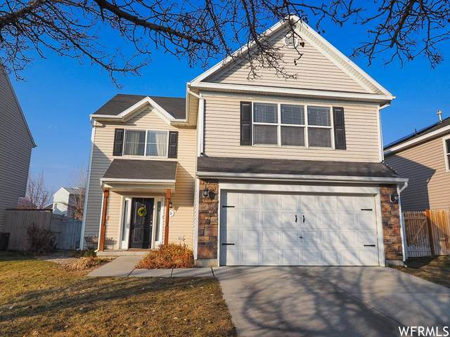 2 N Cameron St, Saratoga Springs, UT 84043 (#1719875) :: RE/MAX Equity