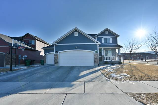 995 W Red Glare Dr, Bluffdale, UT 84065 (#1719876) :: Red Sign Team