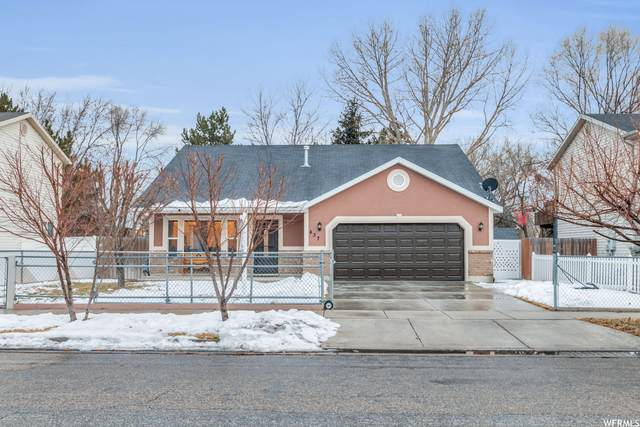 437 W Meadowbrook Dr S, Ogden, UT 84404 (#1719877) :: Berkshire Hathaway HomeServices Elite Real Estate