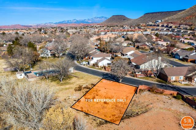 351 S Valley View Dr, St. George, UT 84770 (MLS #1719909) :: Summit Sotheby's International Realty