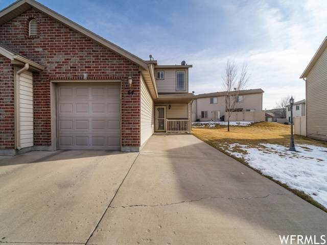 652 W 800 N #64, Clinton, UT 84015 (#1719911) :: Doxey Real Estate Group