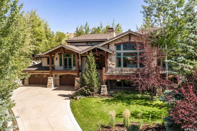 2574 Silver Cloud Ct, Park City, UT 84060 (#1719918) :: Gurr Real Estate
