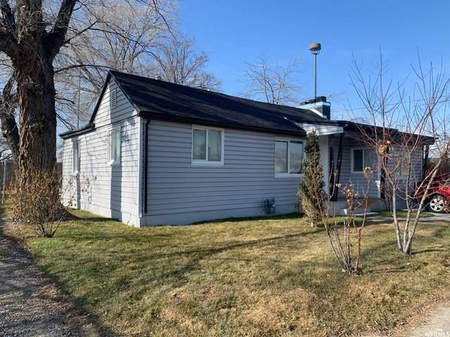 3532 S 3425 W, West Valley City, UT 84119 (#1719930) :: Berkshire Hathaway HomeServices Elite Real Estate