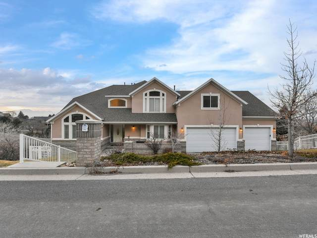 12222 S Grizzly Hollow Cv, Draper, UT 84020 (#1719941) :: Red Sign Team