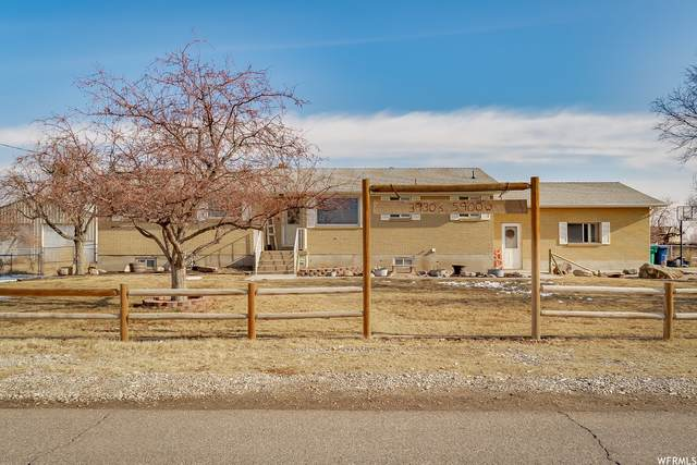 3930 S 5900 W, Hooper, UT 84315 (#1719942) :: Doxey Real Estate Group