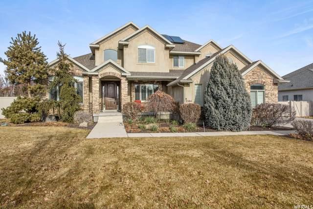 3384 W 10305 S, South Jordan, UT 84095 (#1719949) :: Big Key Real Estate