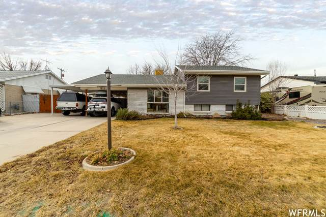 5112 S Cheerful Dr, Taylorsville, UT 84123 (#1719951) :: goBE Realty