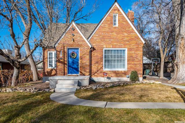 1375 E Bryan Ave S, Salt Lake City, UT 84105 (#1719955) :: Red Sign Team