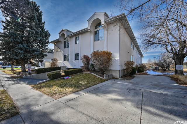 577 N 100 W #205, Provo, UT 84601 (MLS #1719962) :: Lawson Real Estate Team - Engel & Völkers