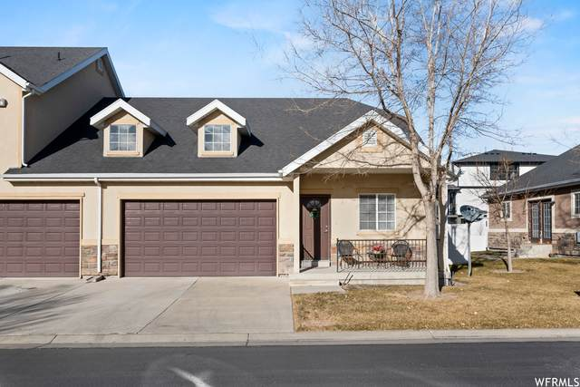 61 E Bella Monte Dr, Draper, UT 84020 (#1719965) :: Big Key Real Estate