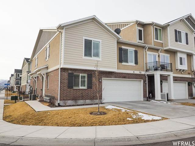 5403 W Clouds Rest Ln, Herriman, UT 84096 (#1719987) :: Big Key Real Estate