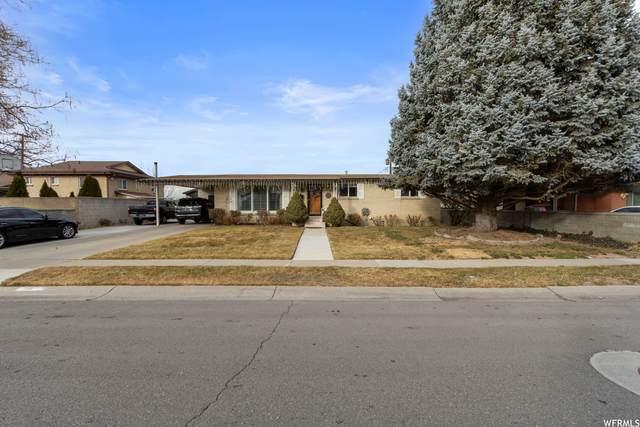 115 E Carlson Ave, Midvale, UT 84047 (#1719989) :: Red Sign Team