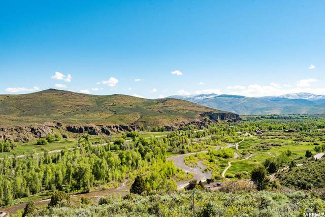 5725 E Rock Chuck Dr #180, Heber City, UT 84032 (MLS #1720023) :: High Country Properties