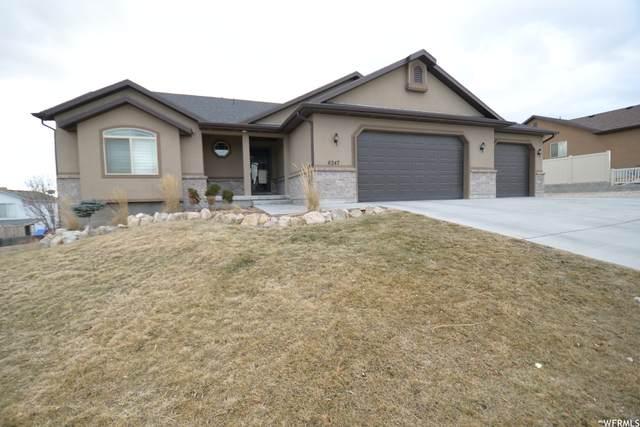 6247 W Peten Way #203, Salt Lake City, UT 84118 (MLS #1720024) :: Lawson Real Estate Team - Engel & Völkers
