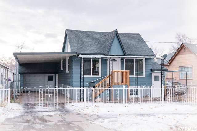 237 E Franklin S, Ogden, UT 84401 (#1720026) :: Utah Best Real Estate Team | Century 21 Everest