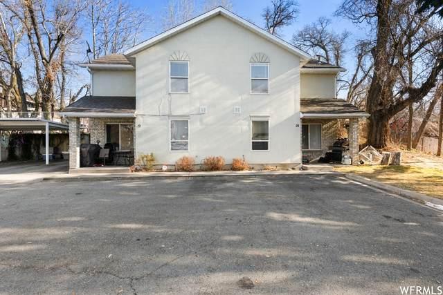 325 E Mill St #9, Bountiful, UT 84010 (#1720030) :: Big Key Real Estate