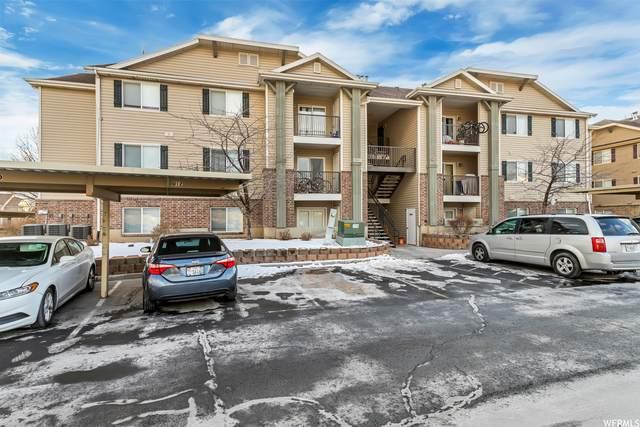 8204 N Cedar Springs Rd #8, Eagle Mountain, UT 84005 (#1720036) :: Red Sign Team