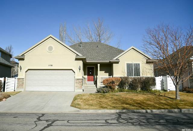 1156 Front Nine Way, Farmington, UT 84025 (#1720045) :: The Perry Group