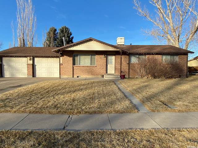 3398 W 400 N, Clearfield, UT 84015 (#1720046) :: Doxey Real Estate Group