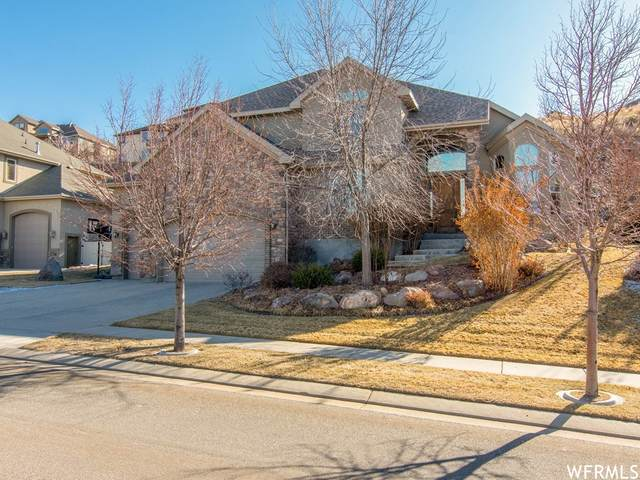 1706 E Crimson Oak Dr, Draper, UT 84020 (MLS #1720050) :: Summit Sotheby's International Realty