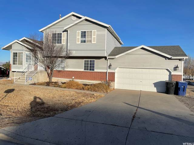 13605 S Rose Canyon Rd. W, Herriman, UT 84096 (#1720065) :: EXIT Realty Plus