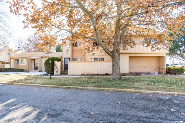 1642 E 800 S C, Clearfield, UT 84015 (#1720066) :: Doxey Real Estate Group