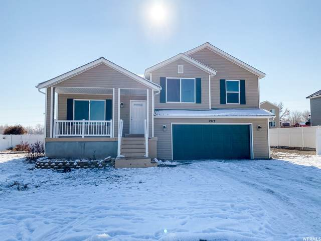 2913 W Borah Way, Vernal, UT 84078 (#1720068) :: Doxey Real Estate Group