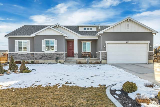 2777 S Waterview Dr E, Saratoga Springs, UT 84045 (#1720070) :: goBE Realty
