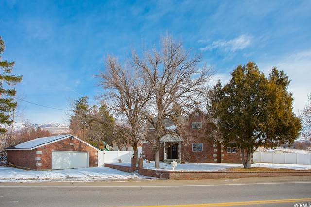 3202 N Wolf Creek Dr, Eden, UT 84310 (#1720085) :: Big Key Real Estate