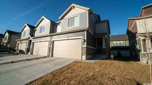 122 E River View Drive N, Saratoga Springs, UT 84045 (#1720087) :: Colemere Realty Associates