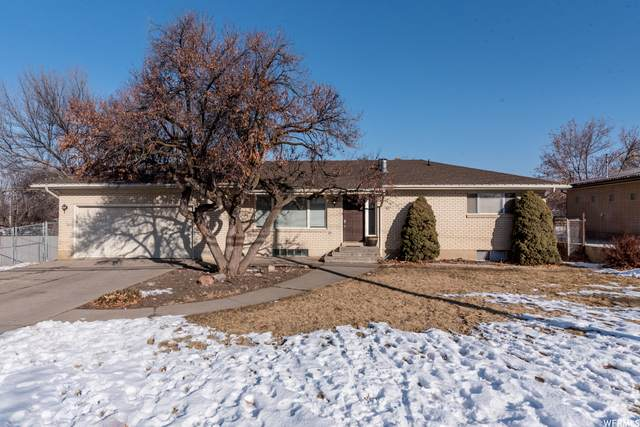 431 E 100 S, Hyrum, UT 84319 (#1720090) :: Big Key Real Estate