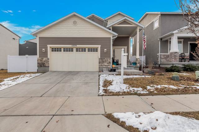 5379 W Stone Hayes Dr, Herriman, UT 84096 (#1720091) :: Colemere Realty Associates