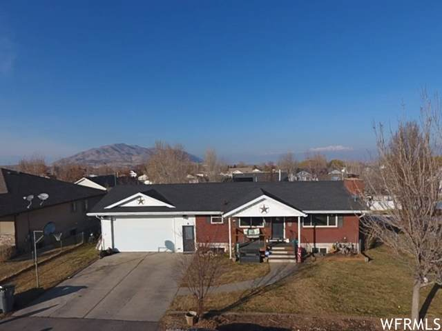 170 W 400 N, Santaquin, UT 84655 (#1720092) :: Big Key Real Estate