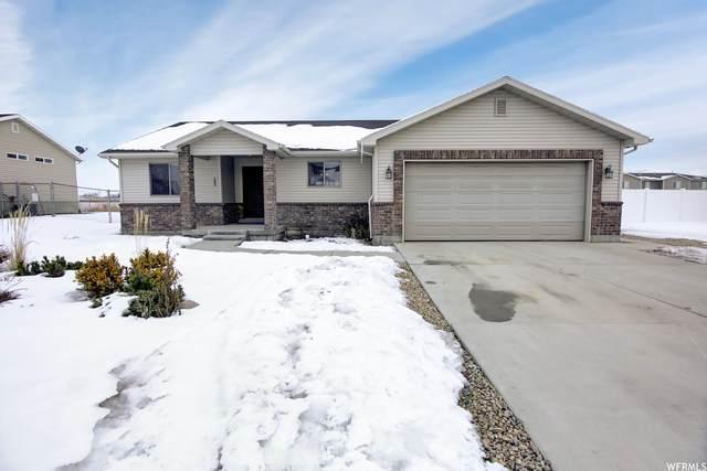 235 S 400 W, Tremonton, UT 84337 (#1720110) :: Berkshire Hathaway HomeServices Elite Real Estate