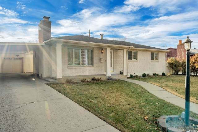 370 E Saunders St S, Murray, UT 84107 (#1720117) :: Exit Realty Success