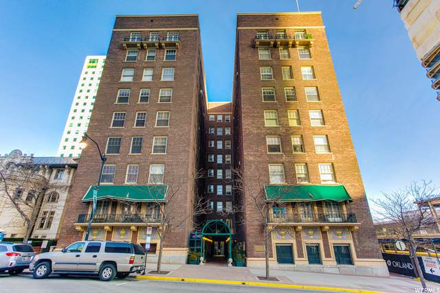 29 S State St #209, Salt Lake City, UT 84111 (#1720128) :: Berkshire Hathaway HomeServices Elite Real Estate