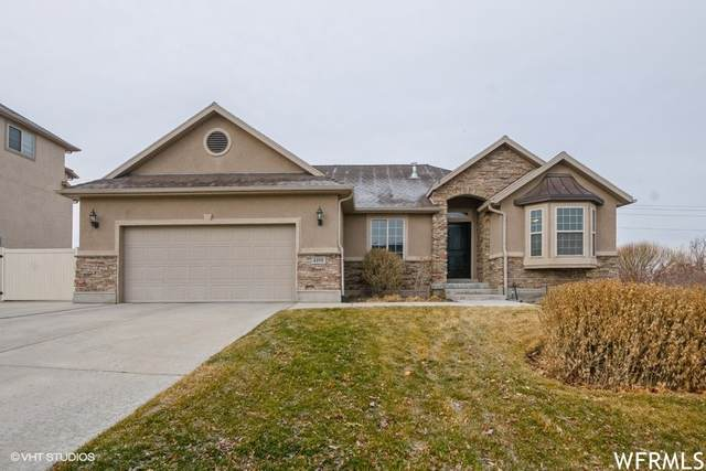 4498 S Oquirrh Vistas Ln, West Valley City, UT 84128 (MLS #1720144) :: Lookout Real Estate Group