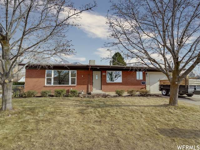 974 Van Buren Ave, Ogden, UT 84404 (MLS #1720147) :: Summit Sotheby's International Realty