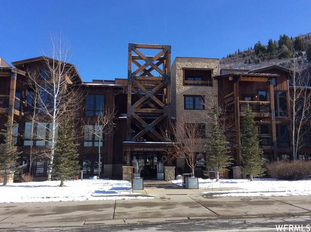 2880 Deer Valley Dr #6215, Park City, UT 84060 (#1720151) :: Gurr Real Estate