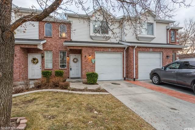 55 N Peregrine Ln W #6, Bountiful, UT 84010 (MLS #1720184) :: Lookout Real Estate Group
